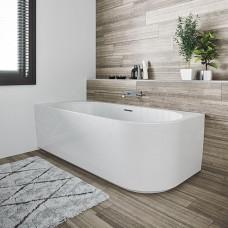 Akrilinė vonia RIHO DESIRE CORNER 184x84