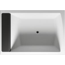 Akrilinė vonia RIHO SAVONA su pagalvėle