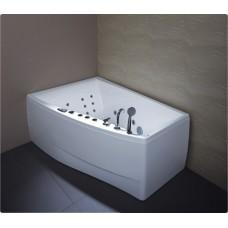 Masažinė vonia Balteco Cali 170x117