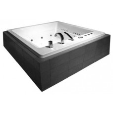 Masažinė vonia Balteco Quadrum 178x178