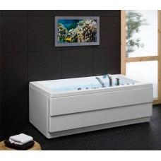 Masažinė vonia Balteco Quadrum 2 180x95