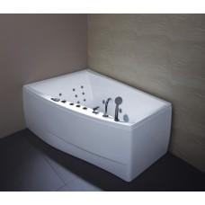 Masažinė vonia Balteco Thule 180x140