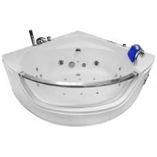 Masažinė vonia AMO-0057 BLU 135x135cm