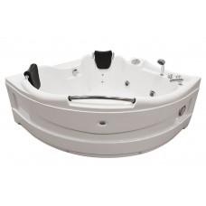 Masažinė vonia AMO-0311 dvivietė 150x150 cm.