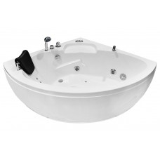 Masažinė vonia AMO-0313 135x135cm