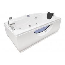 Masažinė vonia AMO-0314W 170x90cm