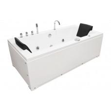 Masažinė vonia AMO-1658 dvivietė 183x91 cm.