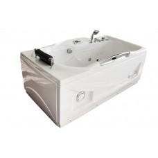 Masažinė vonia AMUS-1050L Domys 174x90 cm.