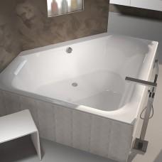Akrilinė vonia RIHO AUSTIN 145x145