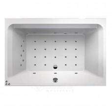 Masažinė vonia RIHO CASTELLO  Joy 2 180x120 cm.