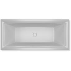 Akrilinė vonia RIHO Still Square PLUG & PLAY 170x75 cm.