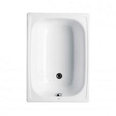 Plieninė vonia Roca Contesa 120x70 cm.