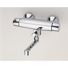 Maišytuvas voniai/dušui ORAS Nova 30 cm snapeliu, dešininis