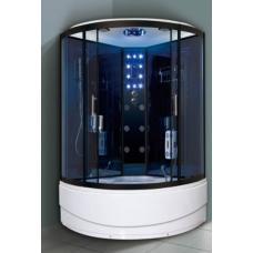 Masažinė dušo kabina E-25 120x120 cm.