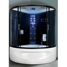 Masažinė dušo kabina E-29 150x150 cm.