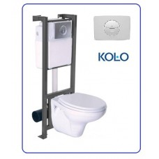 WC KOLO IDOL potinkinis komplektas
