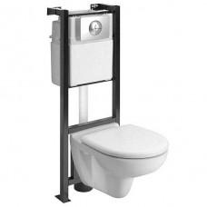 WC KOLO NOVA TOP potinkinis komplektas