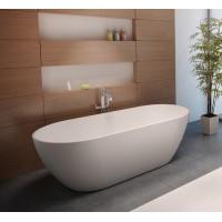 Akmens masės vonia RIHO Bilbao 170x80