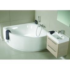 Akrilinė vonia RIHO ATLANTA 140x140 cm.