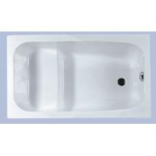 Akrilinė vonia RIHO PETIT 120x70
